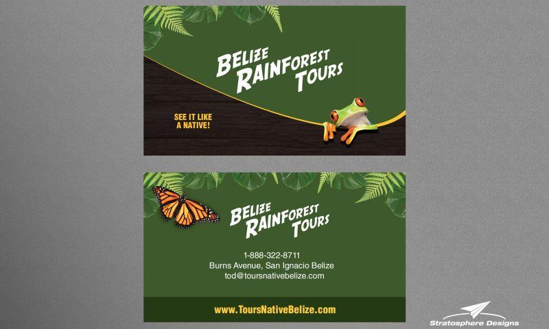 Stratosphere Designs LLC - Belize Rainforest Tours