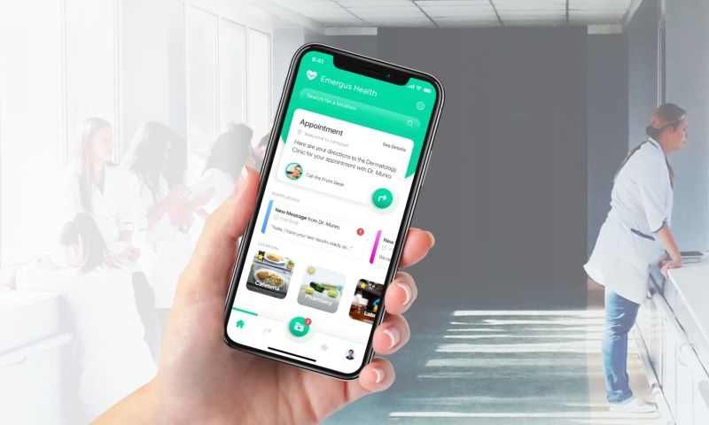 EMERGE - Patient Experience Mobile App Platform