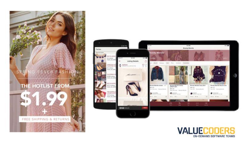 ValueCoders - Fashion App using Xamarin