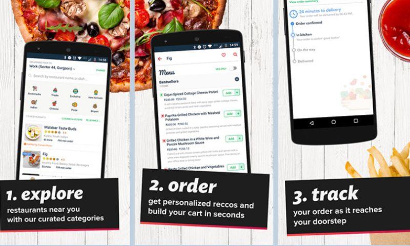 ValueCoders - Pizza Ordering App using Xamarin