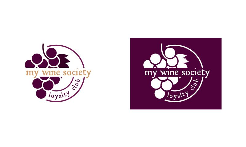 Edbrig - My Wine Society Branding