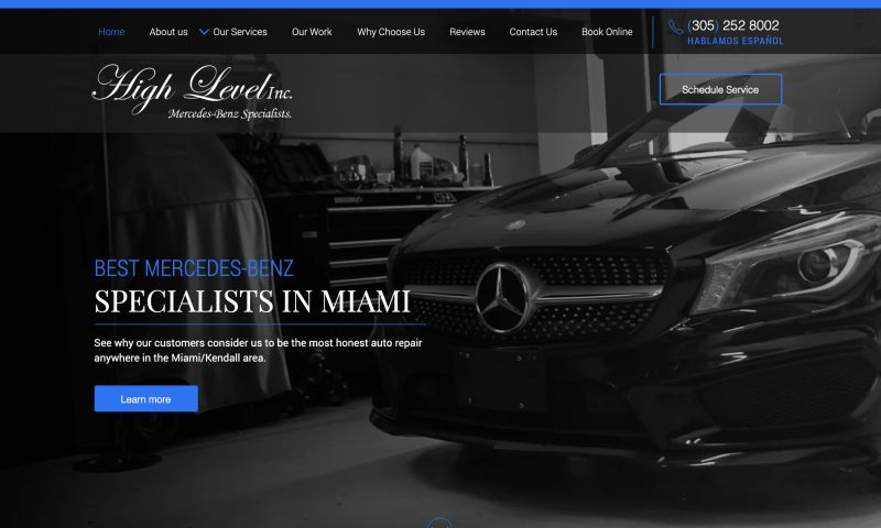 Smartners Business Services - High Level Mercedes
