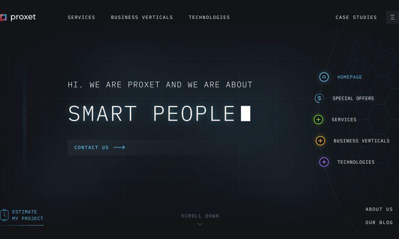 Zgraya Digital - Proxet