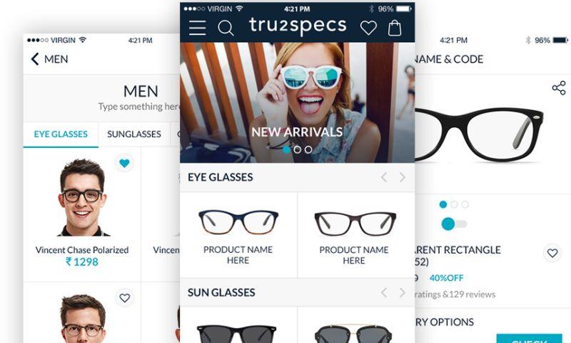 Aaalpha - Tru2Specs Mobile App
