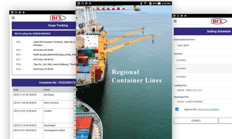 Aaalpha - RCL - Hybrid Mobile App Development