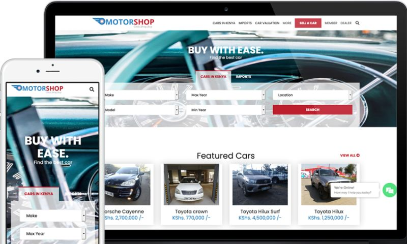 Aaalpha - Motorshop - Buy / Sell Cars - Marketplace Solution