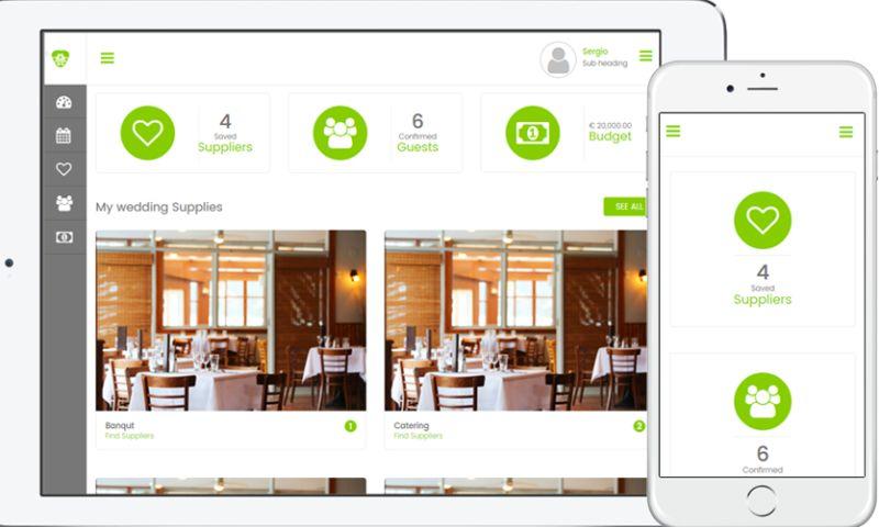 Aaalpha - Eventeas Website Development