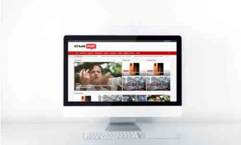 YashaaGlobal - News Website Design