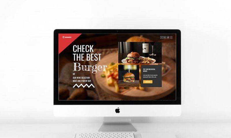 YashaaGlobal - Restaurant Website Design