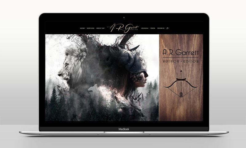 WeirdTales Design Studio - Author's Brand Identity
