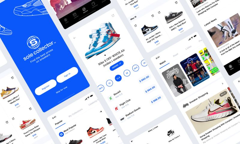 Very - Complex Networks' Sole Collector App Achieves 50K+ Downloads