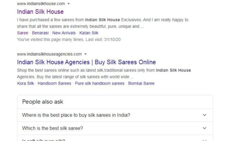 GautamSEO - Indian Silk House