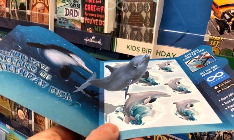 Balti Virtual - AR Hallmark Cards