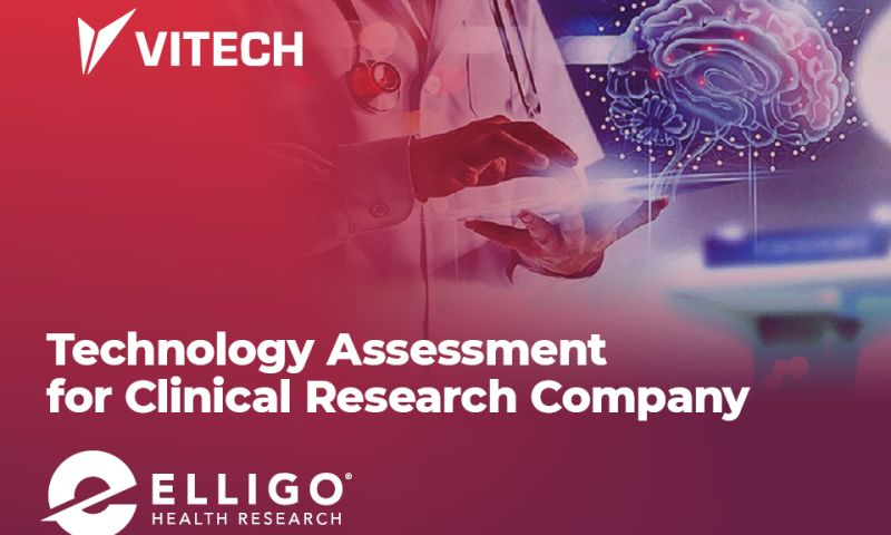 VITech - Software Architecture Analysis for Clinical Research Company