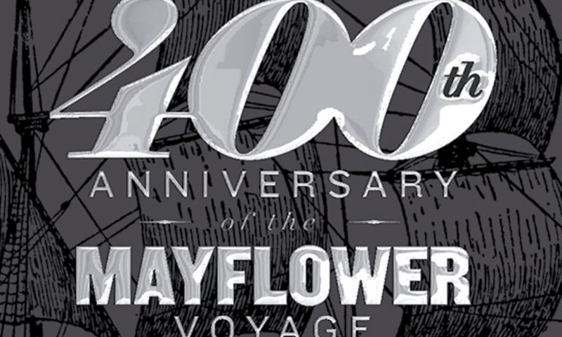 Andon Guenther Design LLC - Phylum Mayflower 400th Anniversary Coinfolio