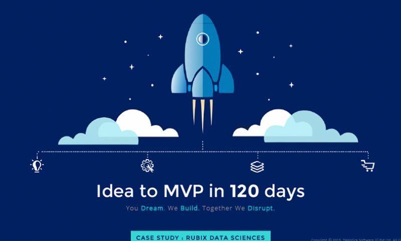Talentica Software - Idea to MVP in 120 days