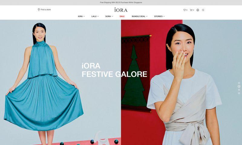 Web Ninja Studio - iORA Singapore