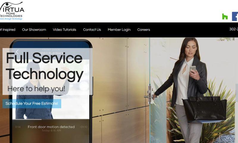 Design With Artisan - Virtua Home Technologies