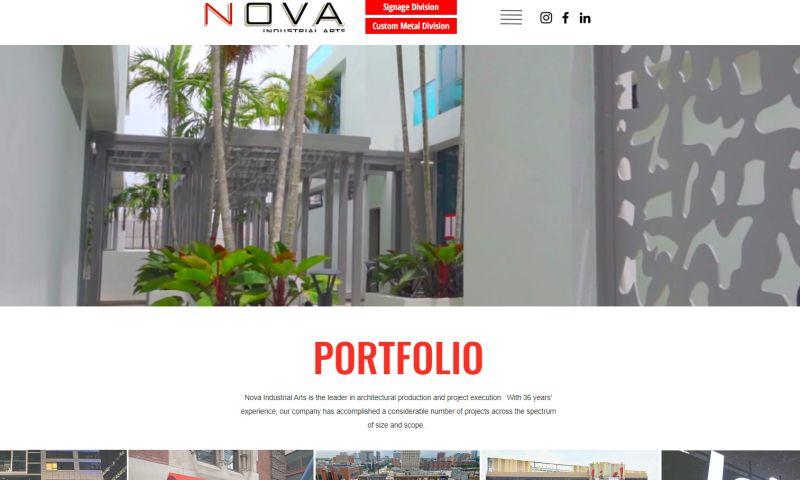 Design With Artisan - Nova Sign Group