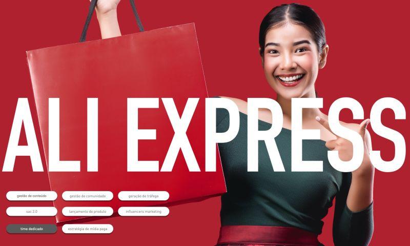 B-Young Social Media Co. - Ali Express
