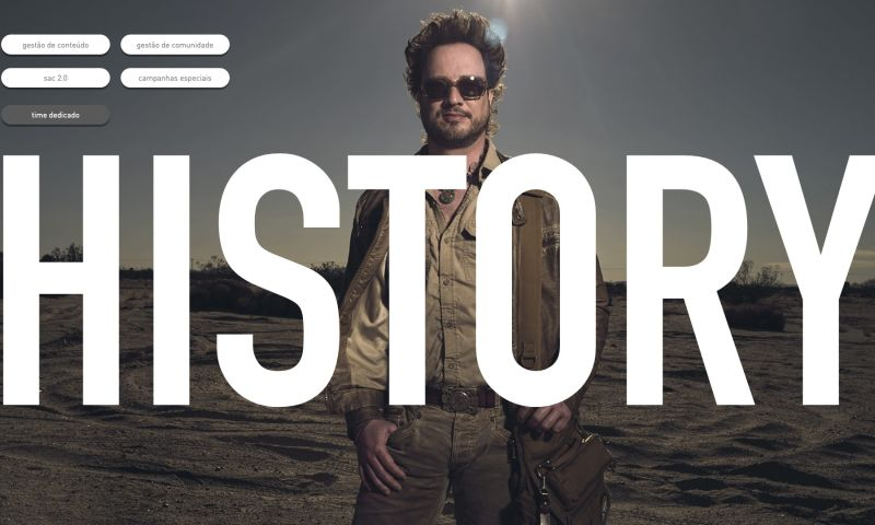 B-Young Social Media Co. - History Channel
