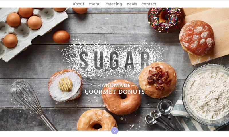 BURKE - SUGAR Donuts