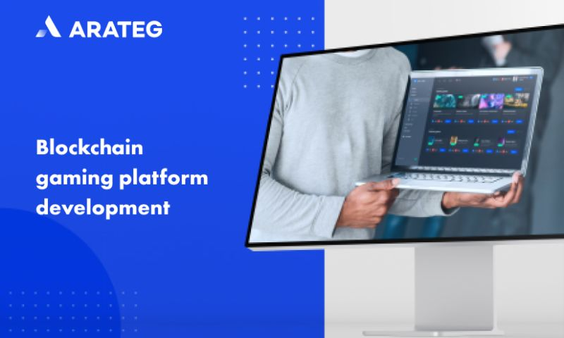 Arateg - A blockchain-based gaming platform