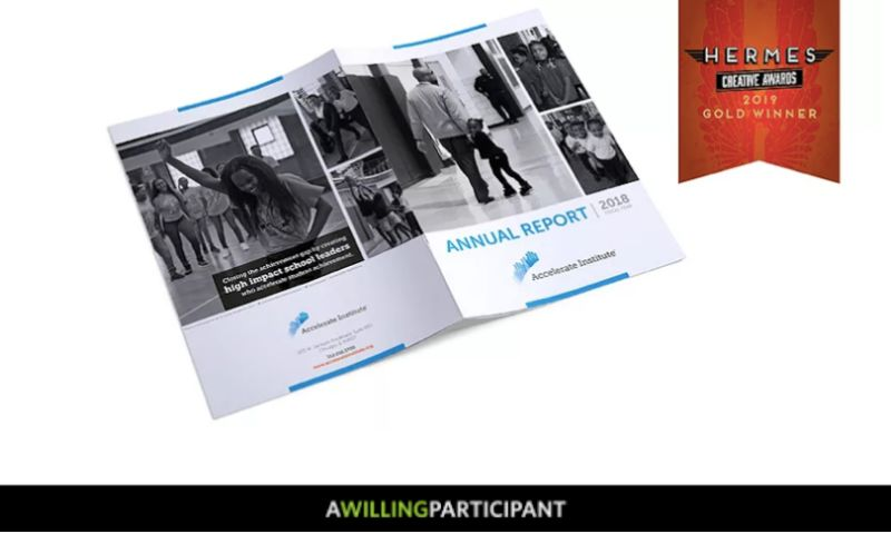 A Willing Participant, Inc. - Annual Report