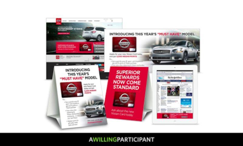 A Willing Participant, Inc. - Consumer Acquisition Campaign