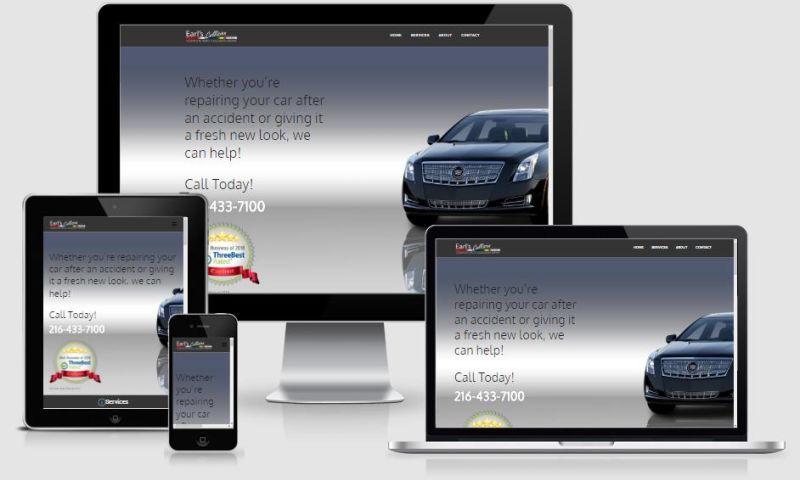 MarvelousWeb Media, LLC - Auto Repair Website Design