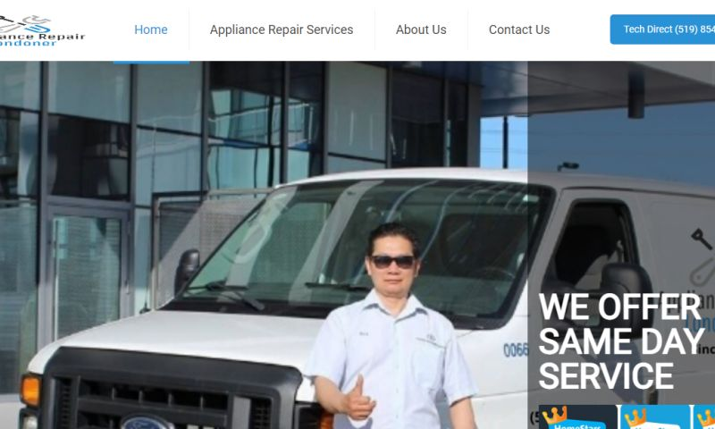 Boss SEO San Francisco - Appliance Repair Londoner