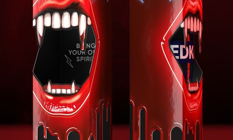 BRIGADE - SVEDKA Halloween Limited Edition: Updating a successful holiday program to reflect a new brand platform and visual identity