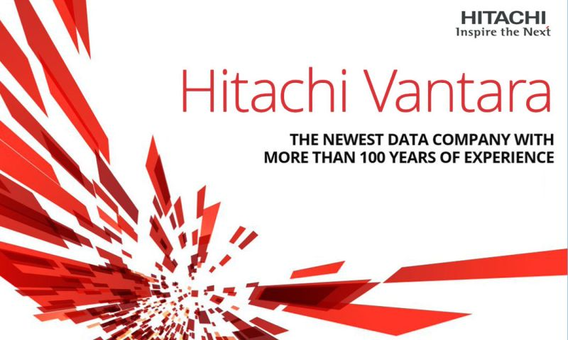 Catchword - Naming a new company for Hitachi