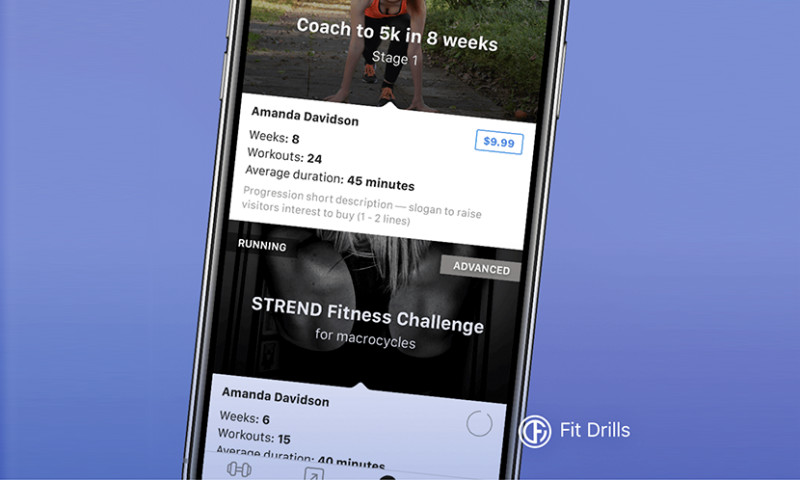 Reinvently - Fit Drills