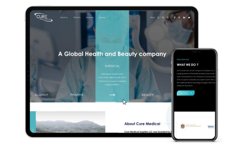 GCC MARKETING - Cure Medicals