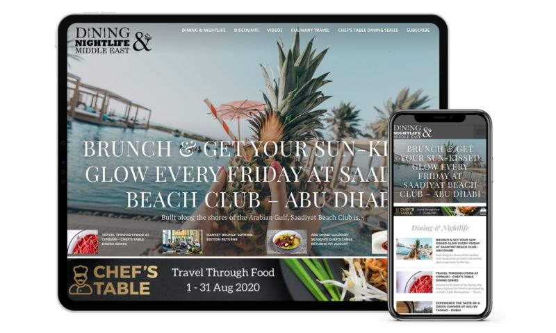GCC MARKETING - Dining & Night Life Middle East