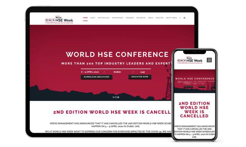 GCC MARKETING - World HSE Week
