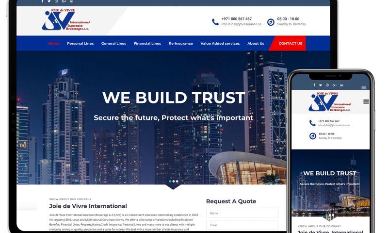 GCC MARKETING - JDV Insurance