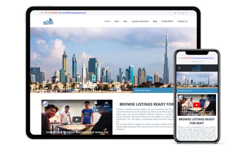 GCC MARKETING - First Step Properties