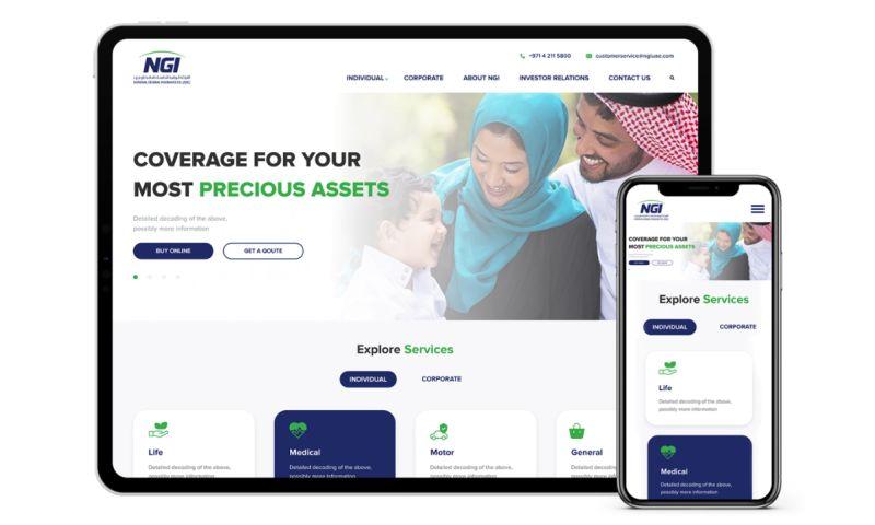 GCC MARKETING - NGI Insurance