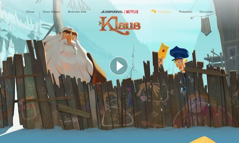 Webcore Interactive - Netflix – Klaus' Assistants
