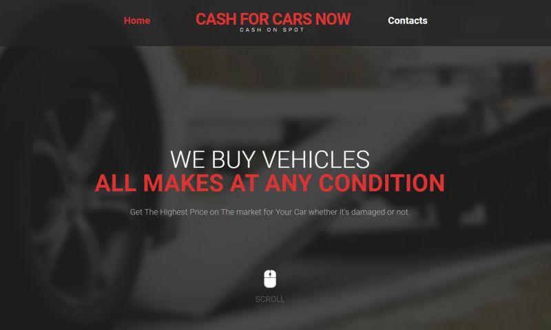 KeywordCore - CashforCarsNow