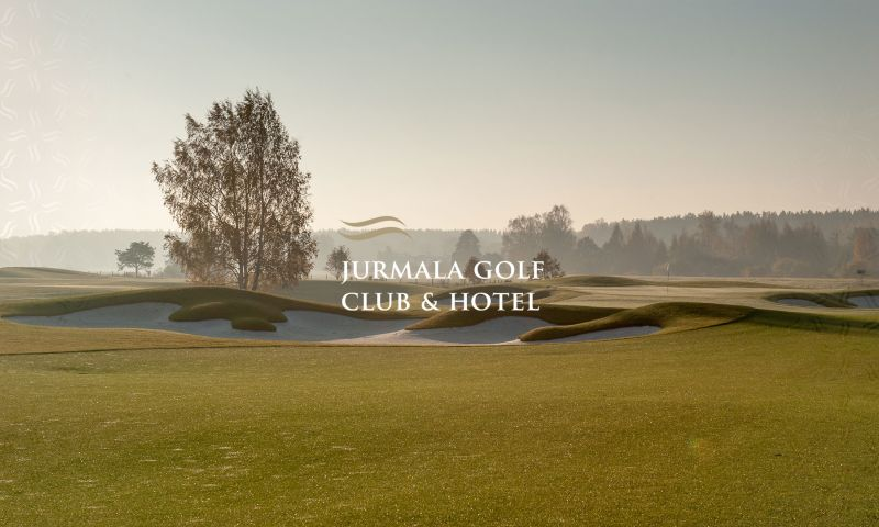 vinille® - Jurmala Golf Club & Hotel - largest golf club in Baltic States
