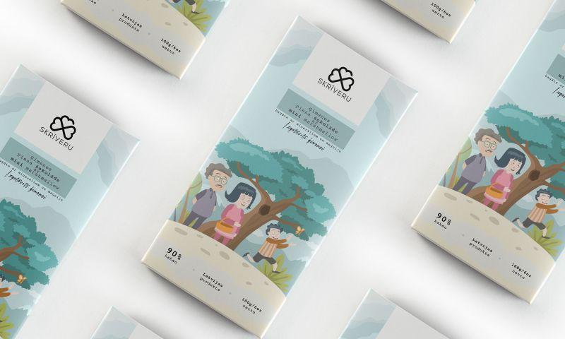 vinille® - Skrīveru Saldumi - Latvian confectionery company