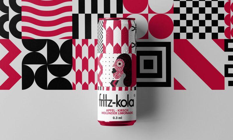 vinille® - Fritz-Kola - soft drink made in north Germany