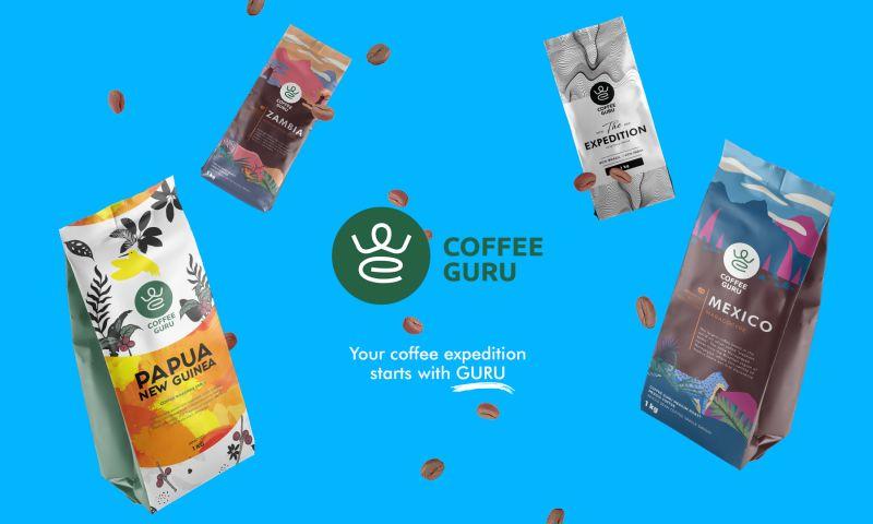 vinille® - Coffee Guru - coffee shop & roastery in Latvia