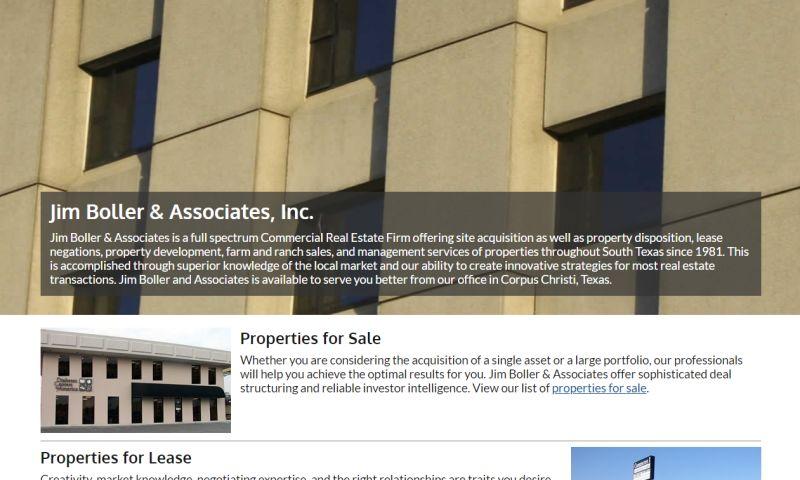 Williams Web Solutions - Jim Boller & Associates