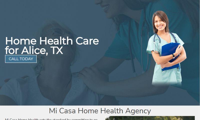 Williams Web Solutions - Mi Casa Home Health