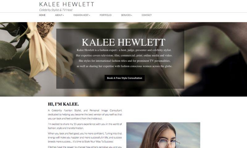 Realweb tech - Kalee Hewlett