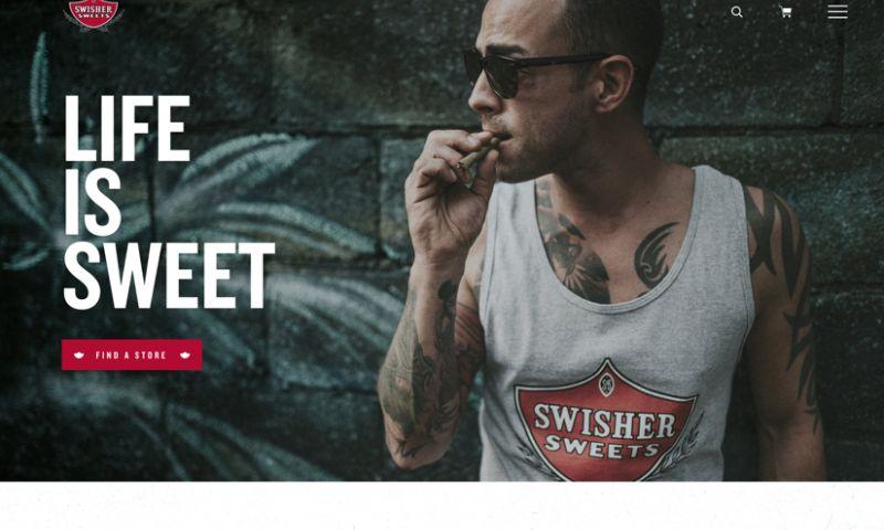Sleepless Media - Swisher Sweets